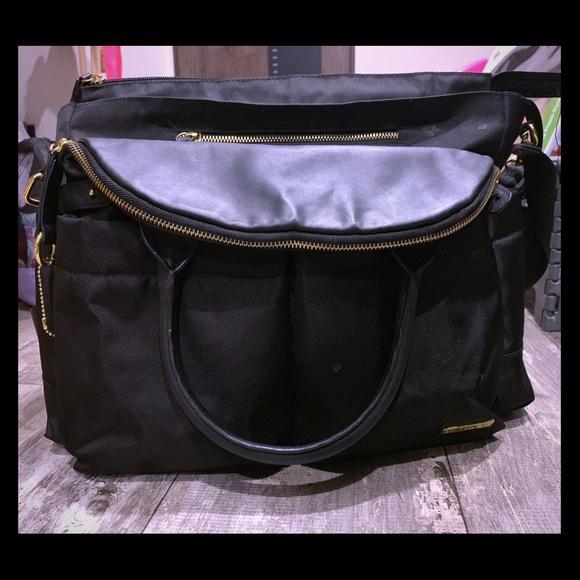 Handbags - Skip Hop Chelsea Satchel diaper bag